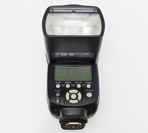 Sharemos | Alquila Flash Yongnuo YN-568EX II (Nikon) en Madrid(España)