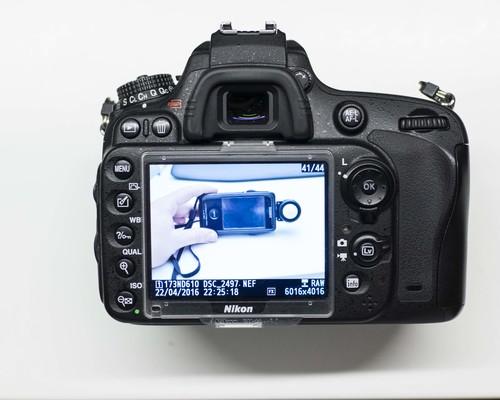 Cuerpo Nikon D610 photo 1
