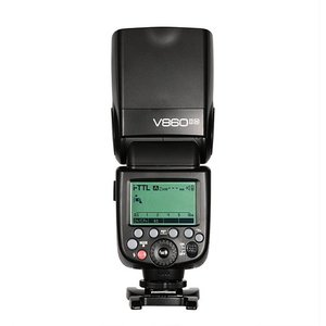 Sharemos | Rent Flash Godox V860II-N in Madrid(España)
