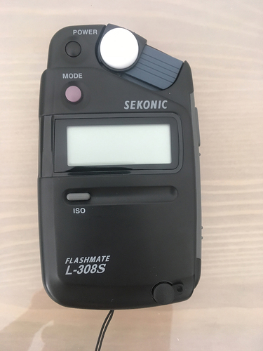 Fotometro Sekonic photo 1