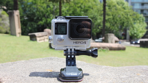 GoPro Hero 4 Silver Edition photo 4